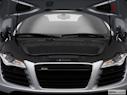 2008 Audi R8 Trunk open