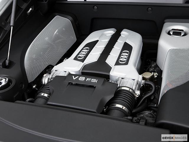 2008 Audi R8 Engine