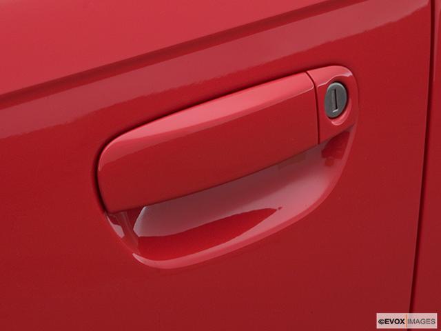 2008 Audi RS 4 Drivers Side Door handle