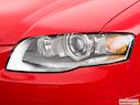 2008 Audi S4 Drivers Side Headlight
