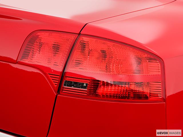 2008 Audi S4 Passenger Side Taillight
