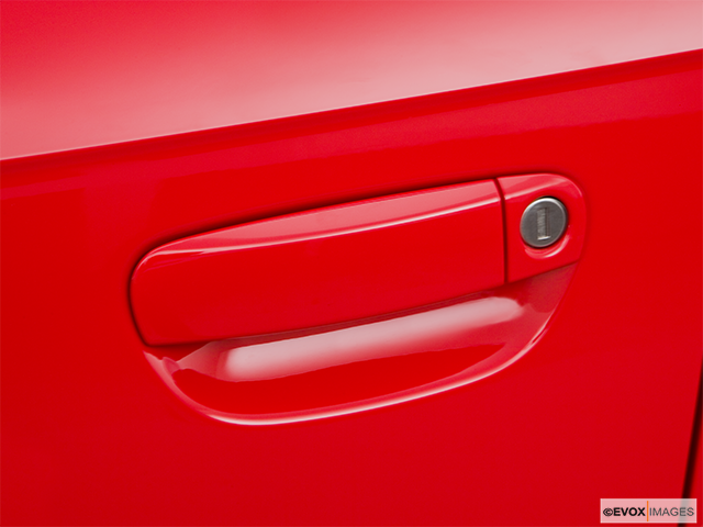 2008 Audi S4 Drivers Side Door handle