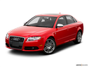 2008 Audi S4 Front angle view