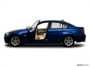 2008 BMW 3 Series Driver's side profile with drivers side door open