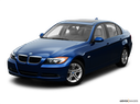 2008 BMW 3 Series Front angle view