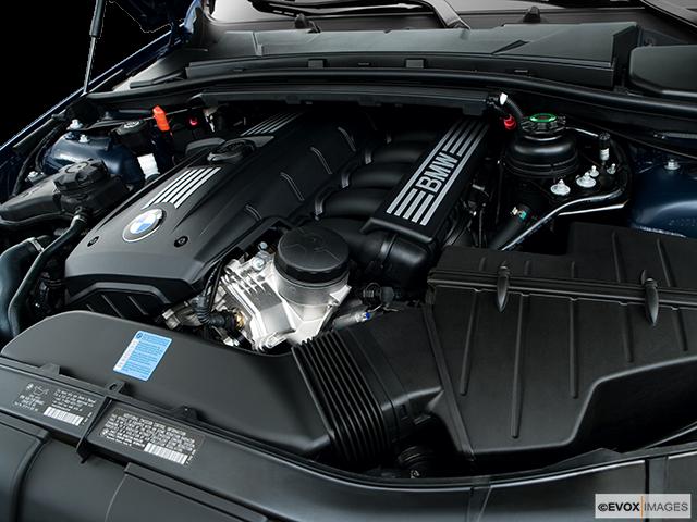 2008 BMW 3 Series Engine