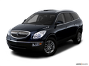 2008 Buick Enclave Front angle view