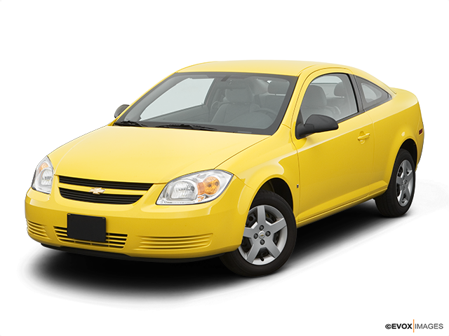 2008 Chevrolet Cobalt Front angle view