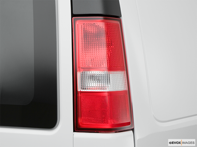 2008 Chevrolet Express Cargo Passenger Side Taillight