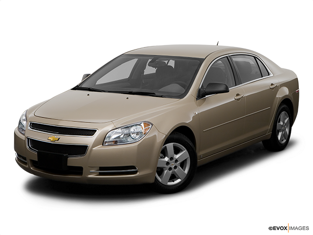 2008 Chevrolet Malibu Front angle view