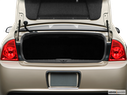 2008 Chevrolet Malibu Trunk open