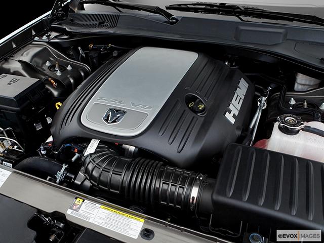 2008 Dodge Magnum Engine