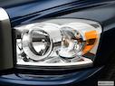 2008 Dodge Ram Pickup 2500 Drivers Side Headlight