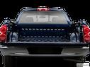 2008 Dodge Ram Pickup 2500 Trunk open