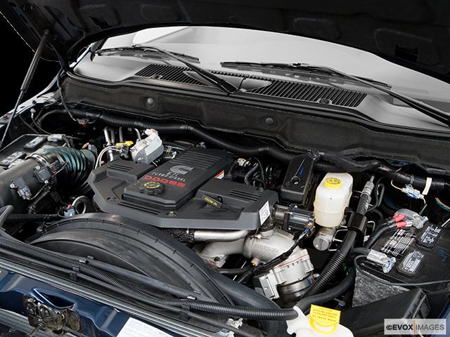 2008 Dodge Ram Pickup 2500 Engine