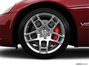 2008 Dodge Viper Front Drivers side wheel at profile
