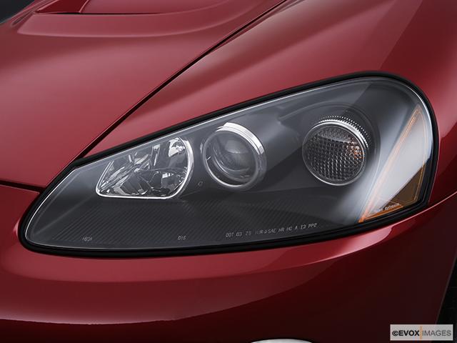 2008 Dodge Viper Drivers Side Headlight