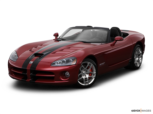 2008 Dodge Viper Front angle view