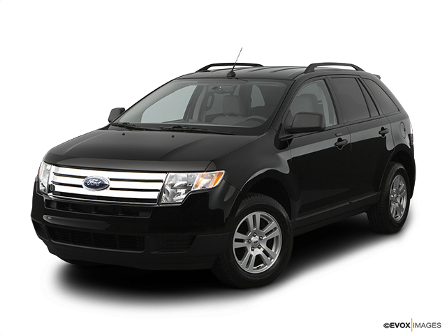 2008 Ford Edge Front angle view