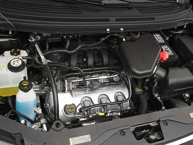 2008 Ford Edge Engine