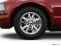 2008 Ford Mustang Front Drivers side wheel at profile