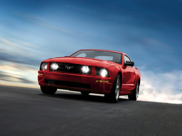 2008 Ford Mustang Exterior