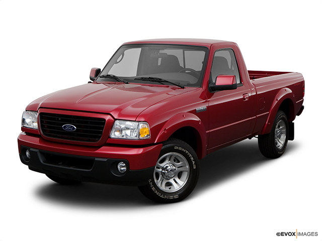 2008 Ford Ranger Front angle view