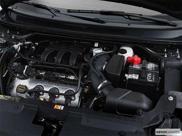 2008 Ford Taurus X Engine