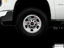 2008 GMC Sierra 3500HD Front Drivers side wheel at profile