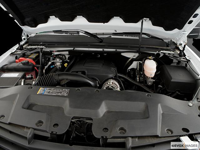 2008 GMC Sierra 3500HD Engine