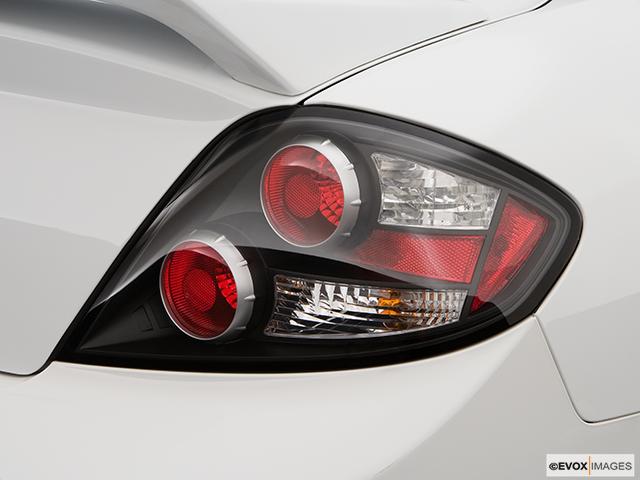 2008 Hyundai Tiburon Passenger Side Taillight