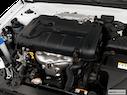 2008 Hyundai Tiburon Engine