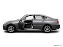 2008 INFINITI M45 Driver's side profile with drivers side door open