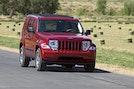 2008 Jeep Liberty Exterior