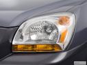 2008 Kia Sportage Drivers Side Headlight