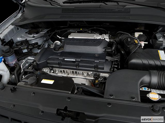 2008 Kia Sportage Engine