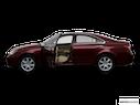2008 Lexus ES 350 Driver's side profile with drivers side door open