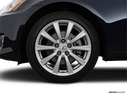2008 Lexus IS 250 Front Drivers side wheel at profile