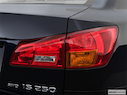 2008 Lexus IS 250 Passenger Side Taillight