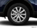 2008 Mazda CX-9 Front Drivers side wheel at profile