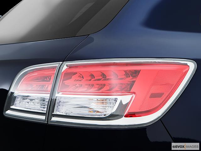 2008 Mazda CX-9 Passenger Side Taillight