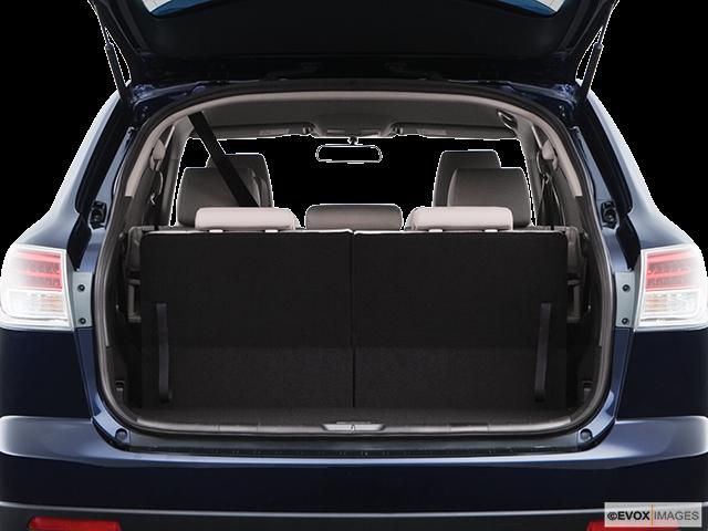 2008 Mazda CX-9 Trunk open
