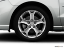 2008 Mazda Mazda5 Front Drivers side wheel at profile