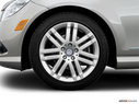 2008 Mercedes-Benz C-Class Front Drivers side wheel at profile