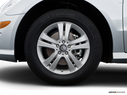 2008 Mercedes-Benz R-Class Front Drivers side wheel at profile