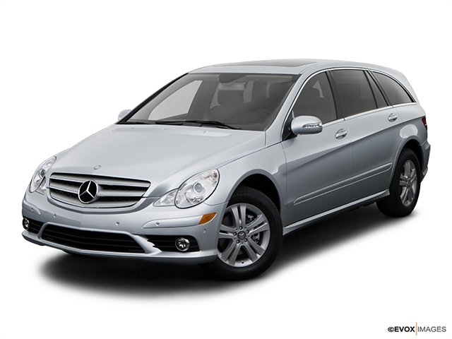 2008 Mercedes-Benz R-Class Front angle view