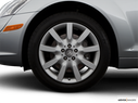 2008 Mercedes-Benz S-Class Front Drivers side wheel at profile