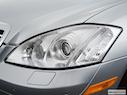 2008 Mercedes-Benz S-Class Drivers Side Headlight