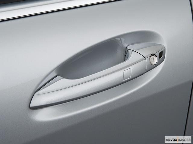 2008 Mercedes-Benz S-Class Drivers Side Door handle
