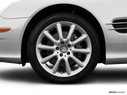 2008 Mercedes-Benz SL-Class Front Drivers side wheel at profile